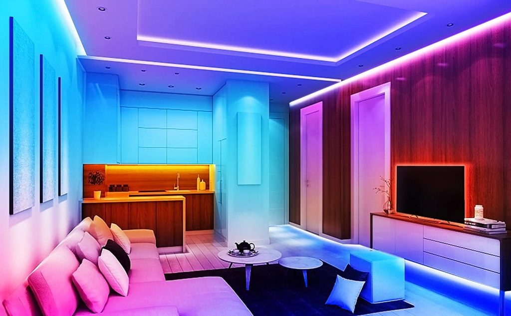 Considerations before installing LED strips